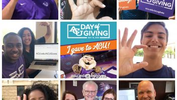 Day of Giving exceeds goal with more than 770 gifts