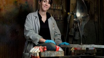 Rebecca Barker ('04) | Deep In The Heart Art Foundry