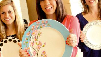 Darbie Angell ('04) | Cru Dinnerware CEO and designer