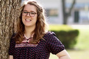 Abbey Moses ('17) | Political Science