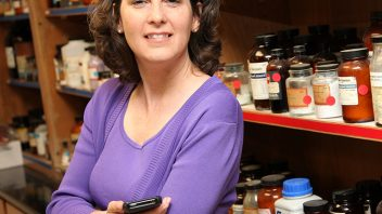 Dr. Cynthia Powell | Associate Professor of Chemistry and Biochemistry