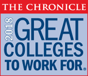 "ACU makes ""Great Colleges to Work For"" list for 10th year"