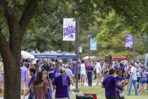 Better Together: Homecoming reunions move to tailgates