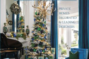 Mother-daughter duo's latest book features Christmas decor from leading designers