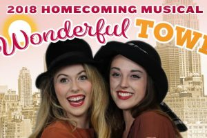 Homecoming Musical 'Wonderful Town' taps into alumni, student talent