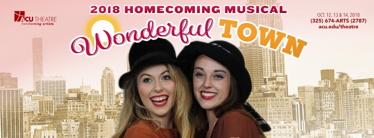 Homecoming Musical Wonderful Town
