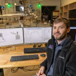 NEXT Lab brings Pfeifer home to join ACU's pioneering research program