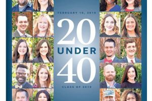 20 Under 40: ACU alumni recognized