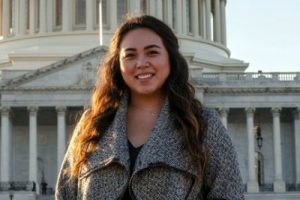 Social work major receives research prize from Center for Public Justice
