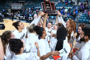 March Madness: Women's basketball punches ticket to NCAA Championships