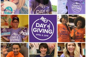 Third Day of Giving makes ACU history