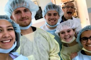 Nursing, premed students find inspiration in helping with medical missions