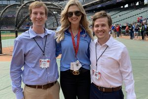 Social media expertise pays off for ACU grad Ryan Cantrell