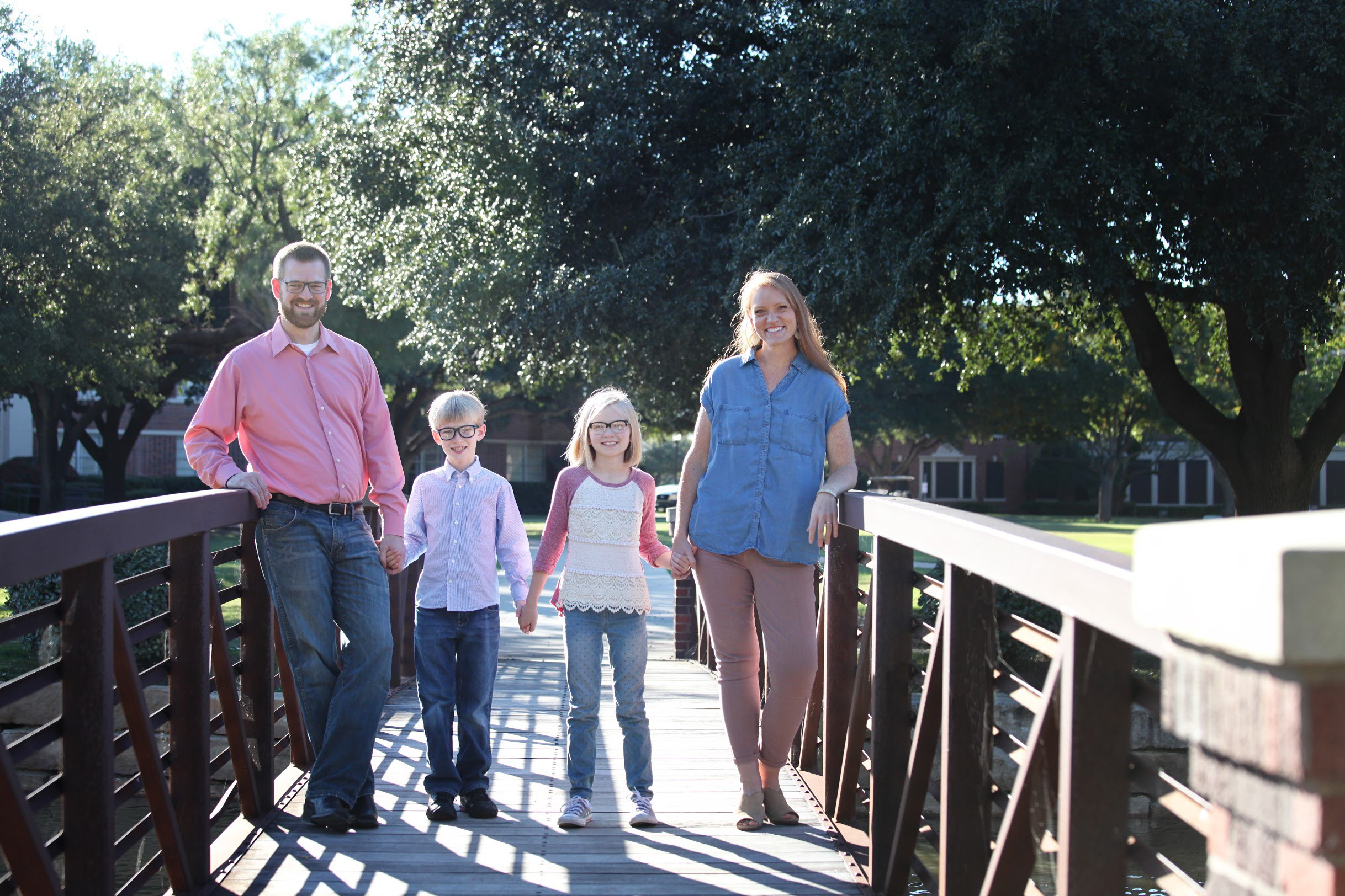 Brantly family