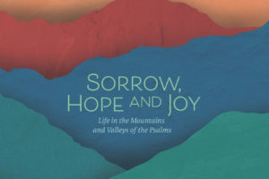 2019 Summit will explore 'Sorrow, Hope and Joy' from the Psalms