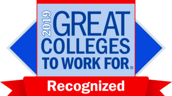 "ACU named Chronicle of Higher Education ""Great College to Work For"""