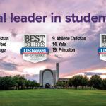 ACU outranks other Texas universities in 'U.S. News' national benchmark