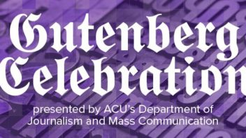 27th annual Gutenberg Celebration to honor outstanding alumni