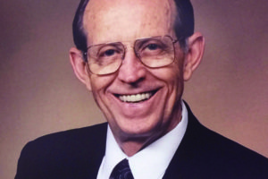 "ACU Remembers: Dr. ""Tex"" Williams"