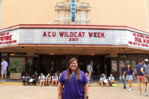 New students get the warmest 'hello' from director of student programs
