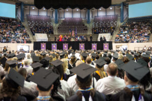 ACU faculty honor 50 graduates as University Scholars
