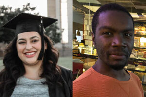 Pandemic impacts ACU's two newest Fulbright Scholars