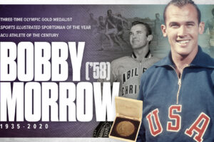 ACU Remembers: U.S. Olympic legend Bobby Morrow