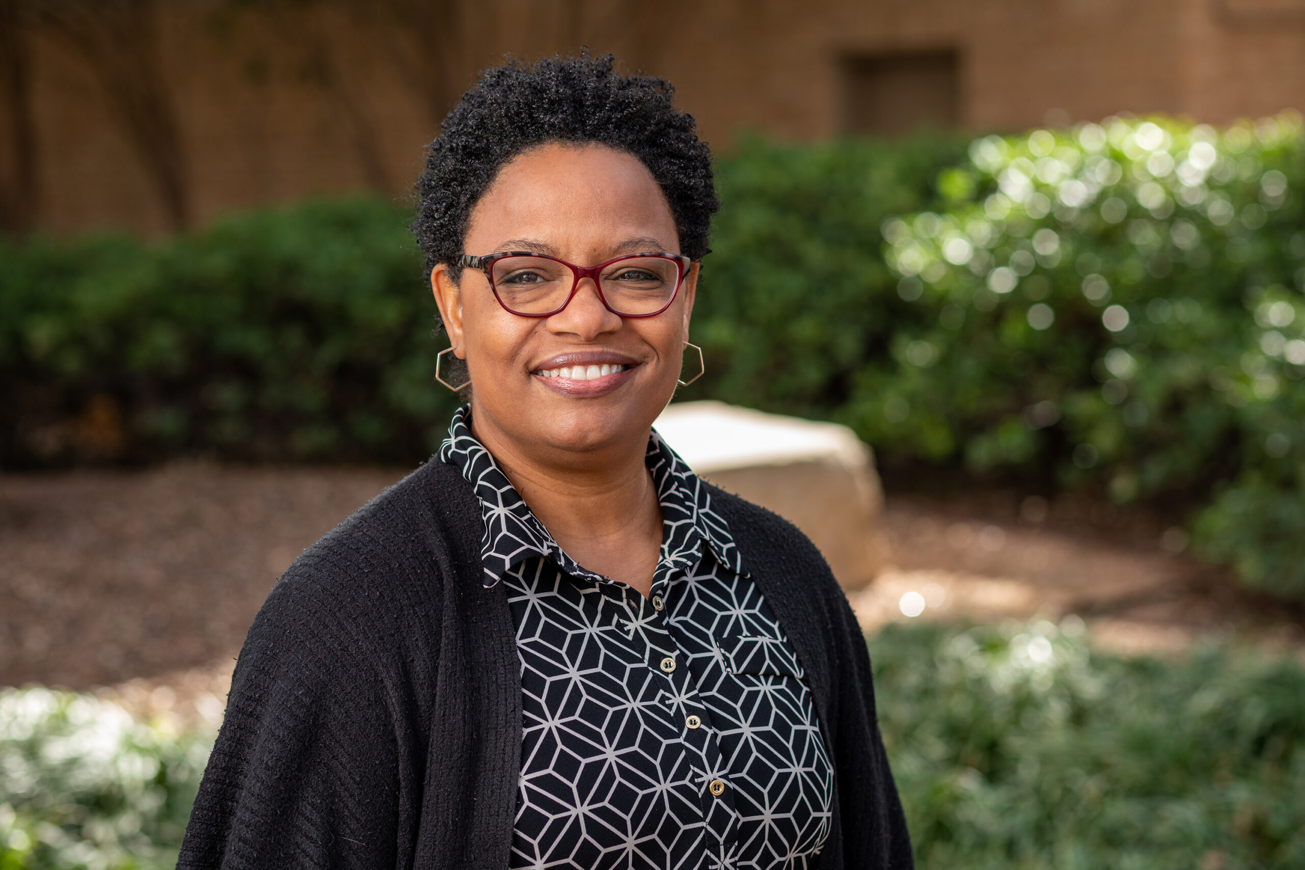 Dr. Stephanie Hamm, ACU's first chief diversity officer