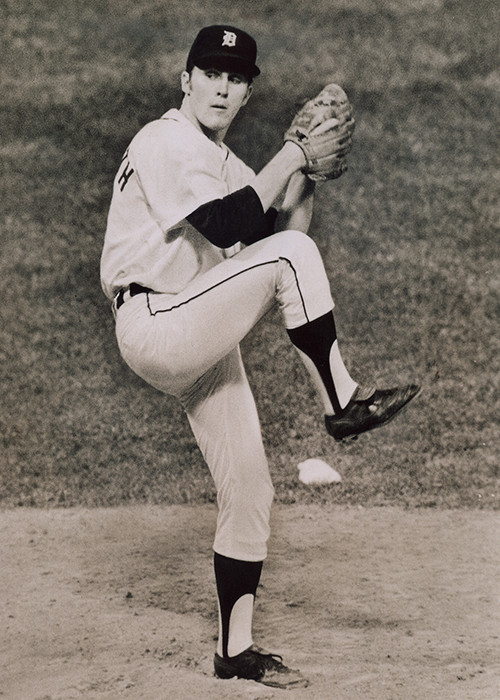 Gilbreth earned a complete-game win in his first game as a major league pitcher on June 25, 1971, beating the Cleveland Indians in Detroit's Tiger Stadium.