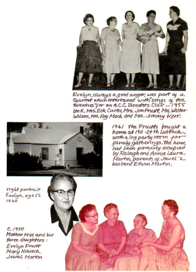 McDonald Family Scrapbook 5