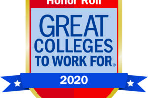 ACU named to 'Great Colleges to Work For' Honor Roll