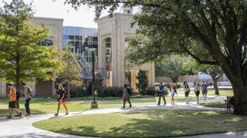 ACU hits record enrollment for third year in a row