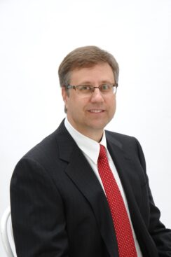 Dr. Rusty Kruzelock - vice president of research