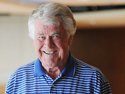 Nicholson graduated from ACU in 1959 and was a trustee of his alma mater from 1981-2010.