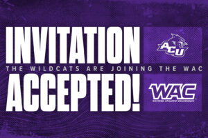 ACU joins four other universities in historic move to WAC